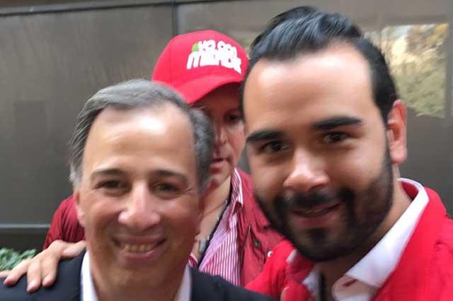 En campaña y en la boleta, CNOP irá con Meade: Fernández Solana