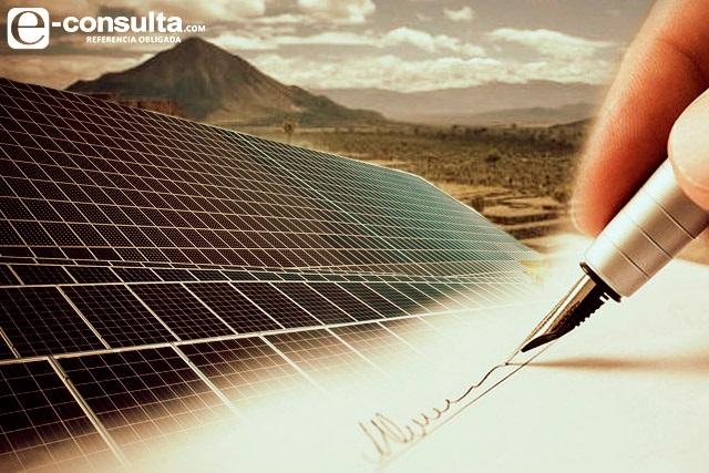 Alistan inversión de 380 mdd para granja solar en El Seco