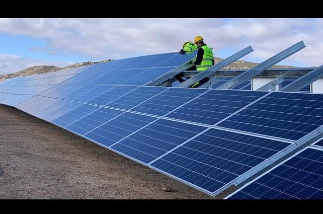 Tramitan permisos para planta de energía solar en Tecali