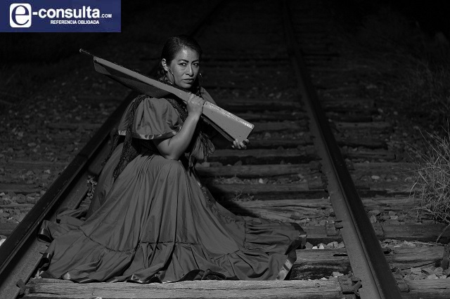 Tehuacanero rinde homenaje a soldaderas mexicanas