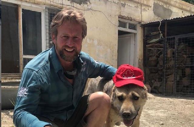 Exsoldado tiene autorización de sacar 200 perros y gatos de Afganistán
