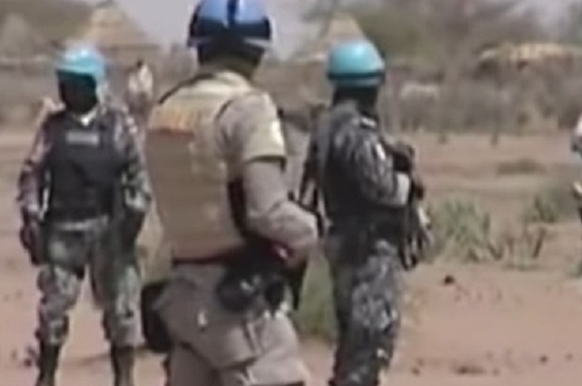 Guardia Nacional será como los Cascos Azules de la ONU, dice AMLO