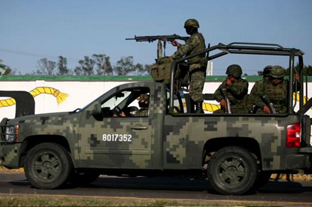 Urge ONU-DH a investigar operativo militar en Laredo