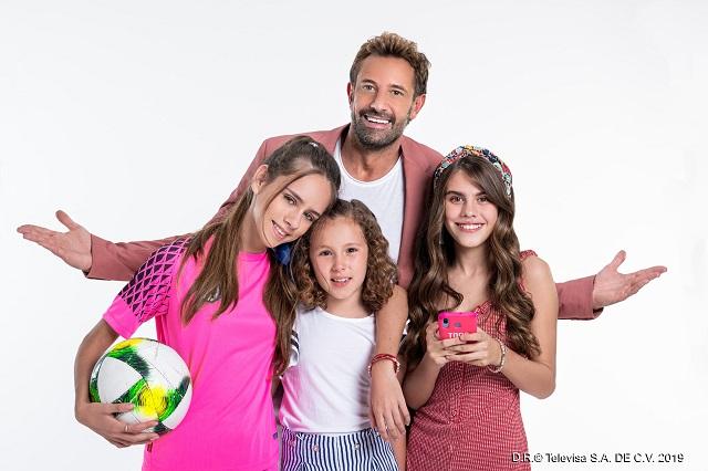 Televisa está por estrenar Soltero con hijas, ¿ya sabes de que trata?