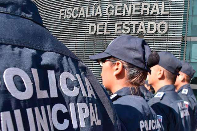 Por encubrimiento caen 8 policías de Quecholac tras captura de edil