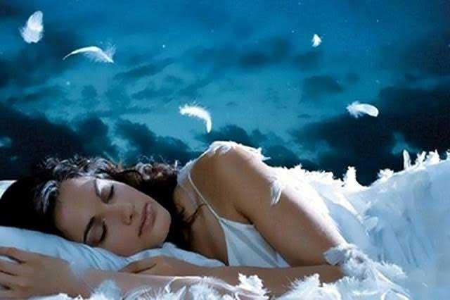 El acto de soñar estimula la imaginación