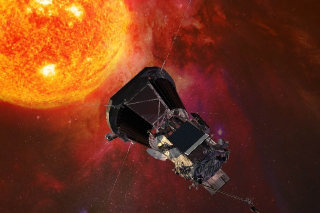 La sonda Parker inició su viaje al sol y este es su objetivo