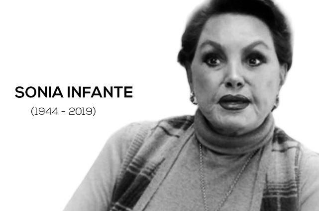 ¿De qué murió Sonia Infante, sobrina de Pedro Infante?
