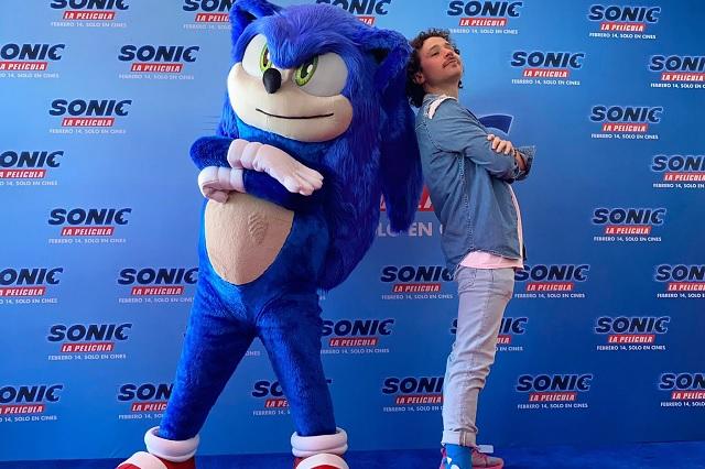 Sonic y Luisito Comunica lideran la taquilla mexicana
