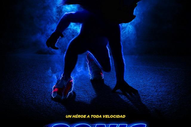 Sonic tendrá su película y presentan primer póster