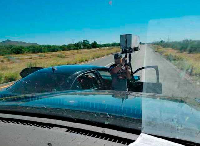 Encañonan a turistas norteamericanos en carretera de Sonora