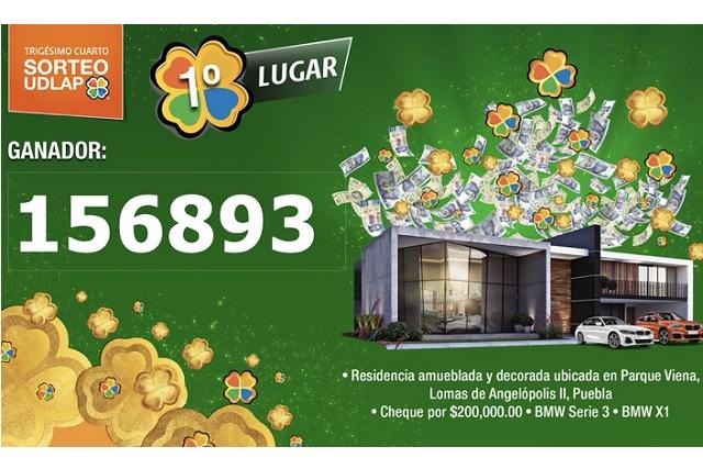 Para Huejotzingo, Querétaro y Pachuca, premios de la UDLAP