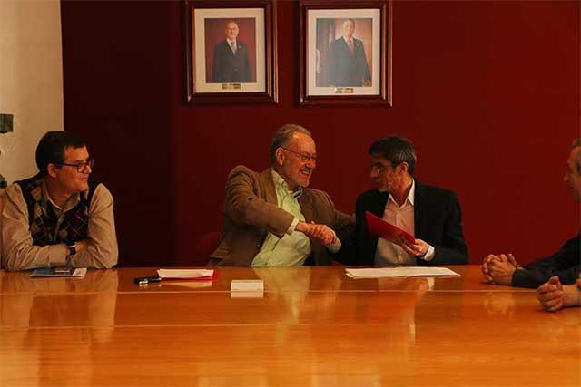 Oscar Soto Badillo, nuevo director de Investigación y Posgrado en la Ibero