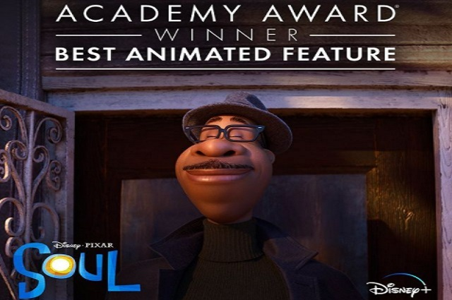 Soul, la ganadora como Mejor película de animación en los Oscars