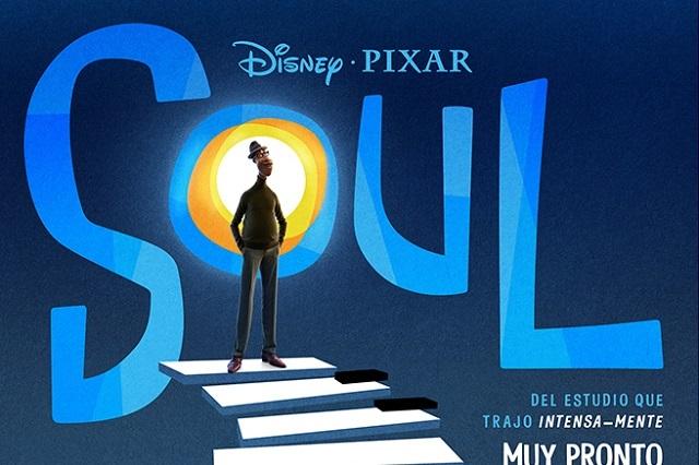Comparten póster y tráiler de Soul, la nueva película de Disney y Pixar