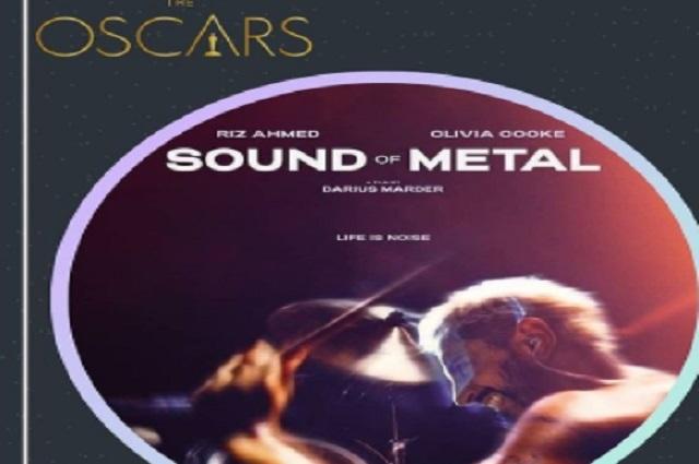 3 mexicanos se llevan el Oscar a Mejor Sonido por Sound of Metal