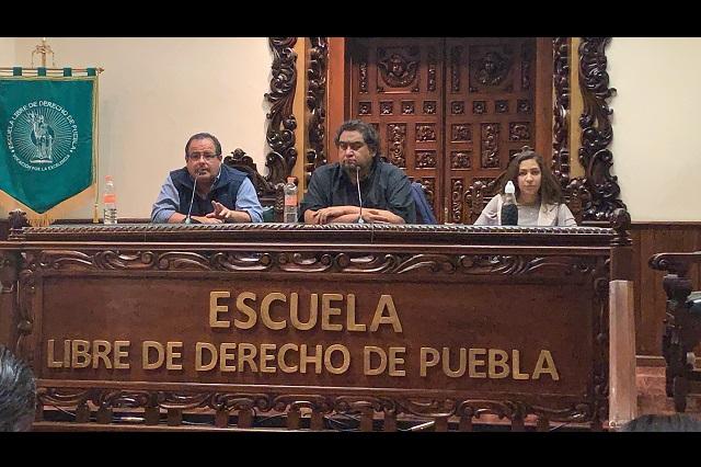 Puebla quedó marcado por el morenovallismo: dice Luis Cardona