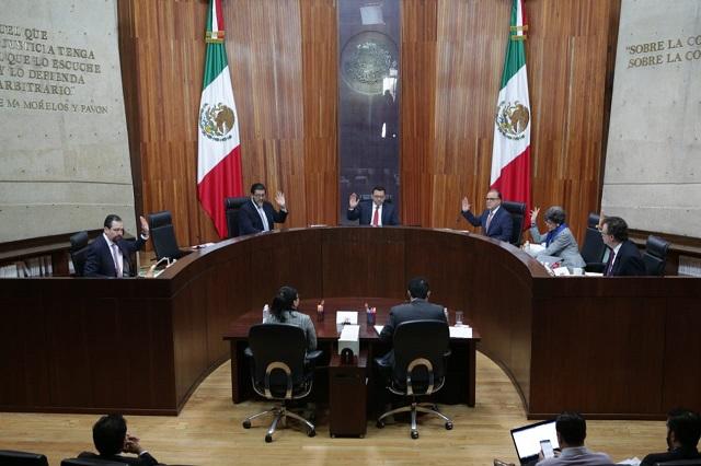 TEPJF avala a Fernando González en Redes Sociales Progresistas