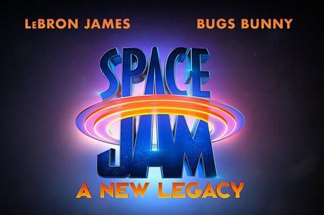 Ya salió el primer post y video de Space Jam 2 con LeBron James