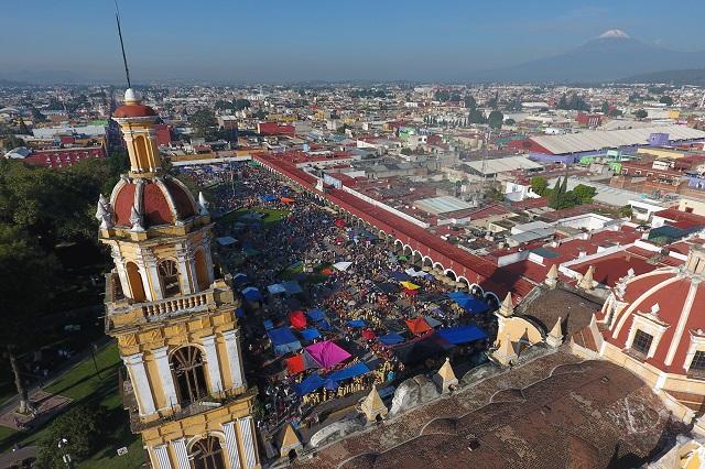 Promueven a San Pedro Cholula como ciudad sostenible