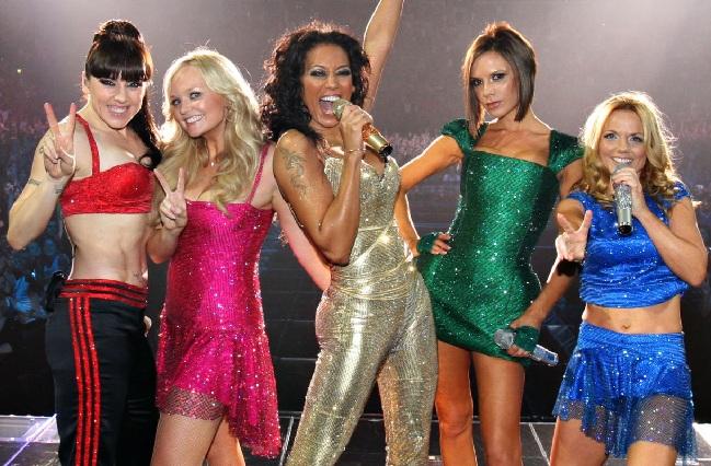Confirman reencuentro de las  Spice Girls en 2018