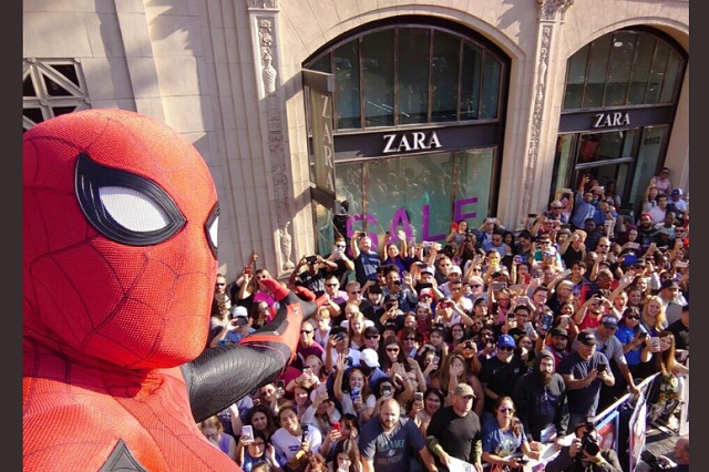 Spider-Man: Far From Home sigue triunfando en taquilla mundial