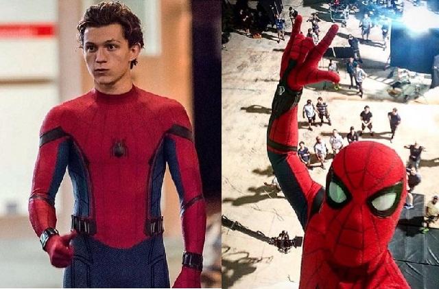 Difunden primer adelanto en Twitter de Spider-Man: Homecoming