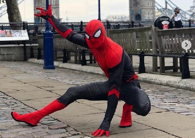 Cometen grave error en póster de Spider Man: Lejos de casa