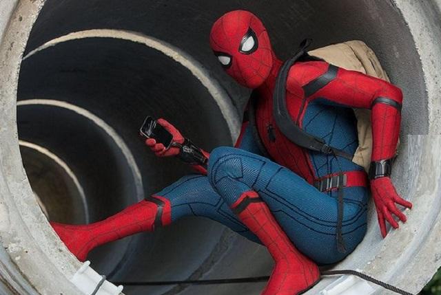 Lo que mostró la filtración del tráiler de Spiderr Man