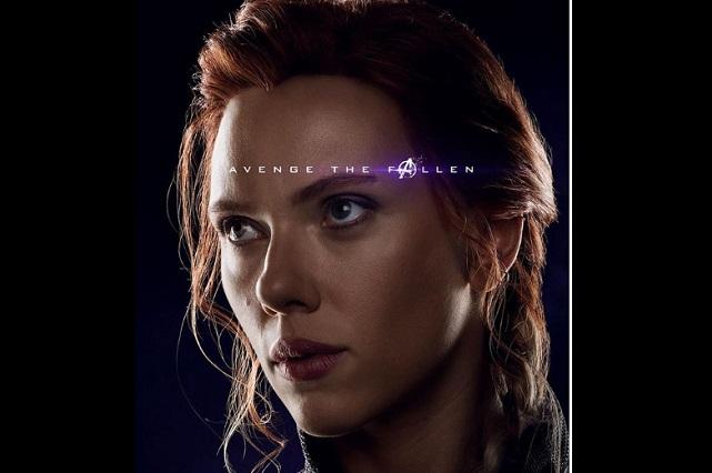 ¿Ya viste el spoiler de Scarlett Johansson de Avengers: Endgame?