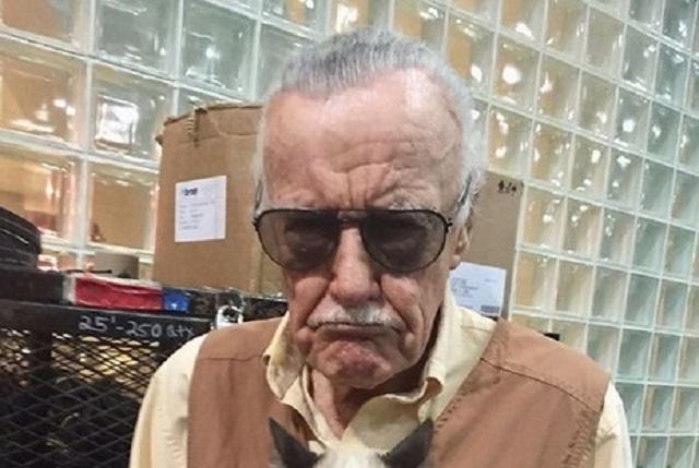 Revelan el nombre del último superhéroe creado por Stan Lee