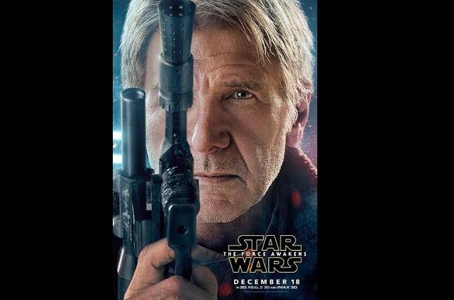 Presentan nuevos posters de Star Wars VII