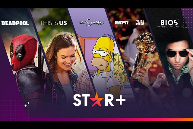 Esto es lo que costará Star+ en México