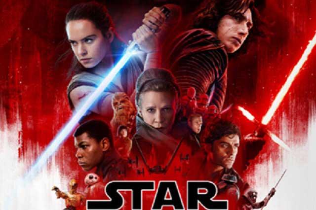Rey domina la fuerza: Llega nuevo tráiler de Star Wars: Los últimos Jedi