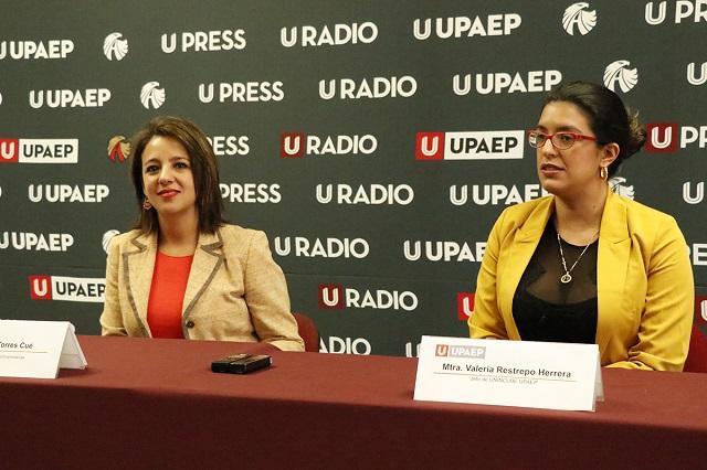 Imparte Upaep taller para descubrir potencial emprendedor