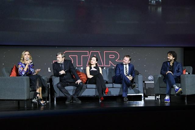 Resultado de imagen para the black carpet of star wars