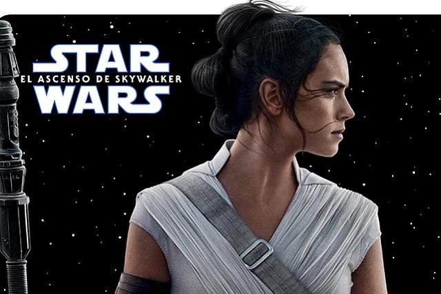 13 pósters de los personajes de Star Wars: El Ascenso de Skywalker