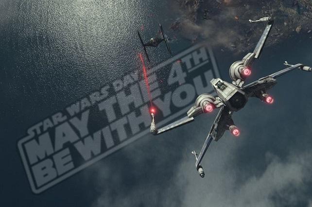 Foto / Facebook / Star Wars