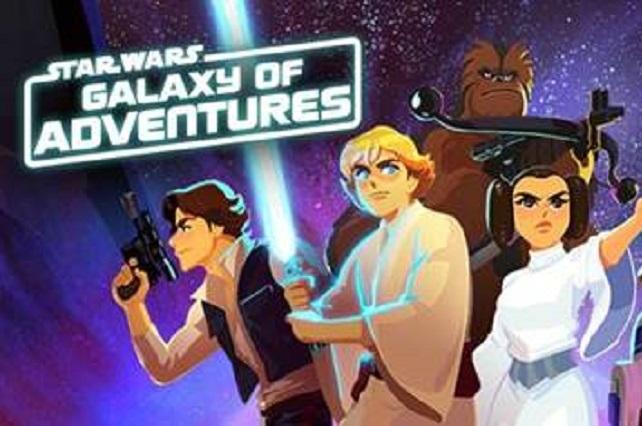 Estrenan primer corto de Star Wars Galaxy of Aventures