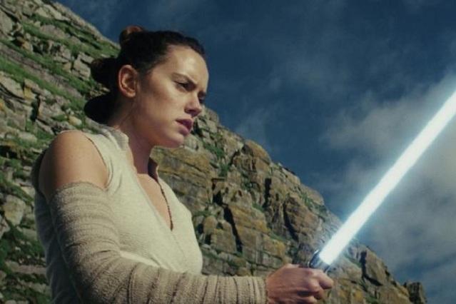 Presentan nuevo avance de Star Wars: Los Últimos Jedi
