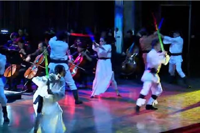 Concierto de Star Wars en Bellas Artes lo puedes ver en YouTube