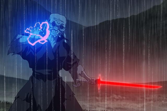 Estrenan tráiler y presentan elenco de Star Wars: Visions