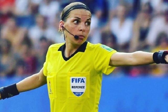 Stéphanie Frappart será la primera árbitra en pitar un partido de Champions League