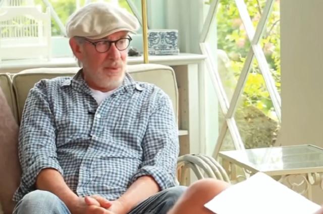 Hija de adoptiva del cineasta Steven Spielberg es actriz porno