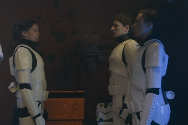 """Disneyland realiza audiciones para Stormtroopers para trabajar en """"Star Wars: Galaxy'`s Edge"""""""