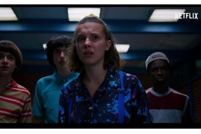 Stranger Things 3 ya batió récord de audiencia en Netflix