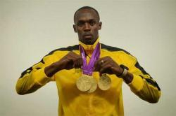 Difunden fotos íntimas y video candente de Usain Bolt en Brasil