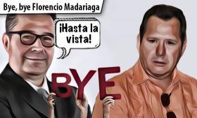 Bye bye Florencio Madariaga