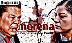 Relevo en Morena: El pleito de nunca acabar