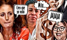 El misterio de las cuotas de Titi y Marcos Castro